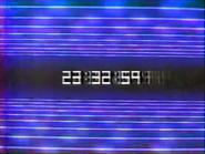 Sigma Seiko clock 1986