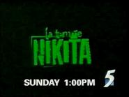 CH5 promo - La Femme Nikita - 1997