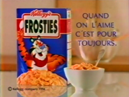 Kellogg's Frosties Roterlaine TVC 1996