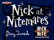 Nick at Nite Anglosaw Nick at Nitemares promo (1998)