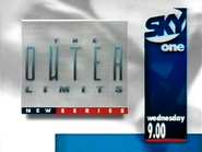 Sky One promo - The Outer Limits - 1996