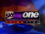 Sky One Primetime breakbumper 1995