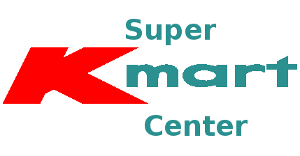 Supper Kmart 1976 Logo