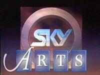 Skyarts ident 1990a