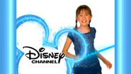 Disney Channel ID - Alyson Ashley Arm (widescreen, 2010)