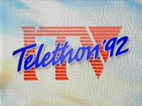 ITV Telethon 92