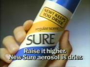 Sure TVC - 3-25-1987