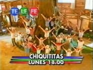 Telefe promo - Chiquititas - 1999