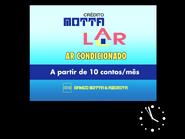 SRT clock - Motta Lar - pre SRT logo change - 1992