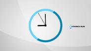 Antarsica Isles clock 2014