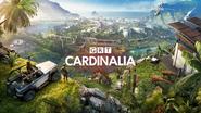 GRT Cardinalia ident 2018 (JW Evolution paradise)