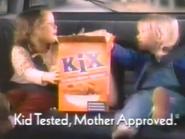 Kix URA TVC 1995
