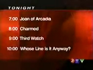 4tv lineup 2003