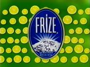 SRT sponsorship billboard - Frize - 1998