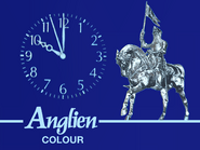 Anglien colour clock 1969