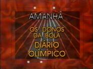 Os Donos Da Bola promo - 1996