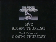 CH5 promo - Grammy Awards - 1996