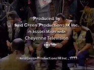 Red Green CTV endcap 1999