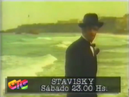 CTC promo - Stavisky - 1995
