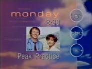 TBC promo - Peak Practice - 1997