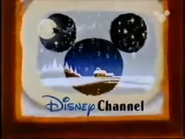 Disney Channel ID - Snowy Window (1999)
