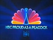 NBC slogan id 1980