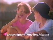 Partnership for a Drug-Free Atlansia PSA 1991