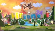 TVNE Kidzone 24 promo - Octobersaurus - 2014