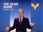 Yernshire slide - The Fame Game - Tonight - 1985