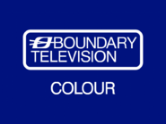 Boundary in colour