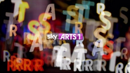 Sky Arts 1 ID - Headlights - 2012