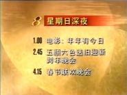 CH8 lineup 1996