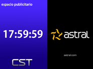 CST 2002 clock (Astral)
