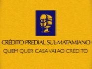 Crédito Predial Sul-Matamiano commercial 1997