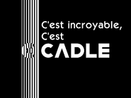 Cadle ad 1987 - French
