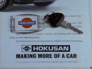 Hokusan AS TVC 1988 2