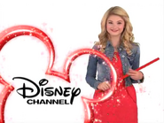Disney Channel ID - Stephanie Scott (2011)