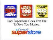 Eurcasic SuperStore TVC 1995