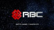 RBC Station ID 1986 - HKPT version - Remake