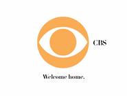 CBS Welcome Home ID 2D Gold Eye