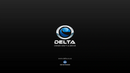 Delta on-screen logo (Anglosaw, 2011)