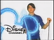 Disney Channel ID - Joe Jonas (2009)