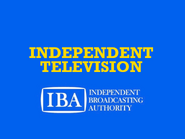 IBA startup slide for the ITV Emergency National Service (1979)