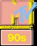 MTV 90s logo