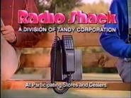 RadioShack commercial 1990