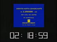 SRT clock - Motta - 1996 - 2