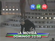 Telefe promo - La Movida - 1999