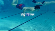 Sky 1 break bumper - Pool - 2011