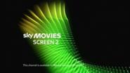 Sky Movies Screen 2 ID 2010