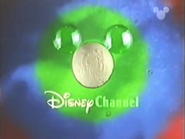 Disney Channel ID - Bubble Paper (1999)